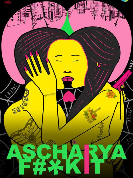 Aschariya Fuckit movie poster