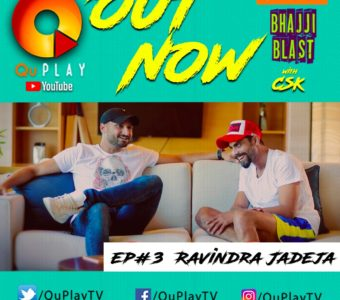 Ravindra Jadeja gets up, close and personal in Quick Heal Bhajji Blast & brings down the house recounting funny on & off field bloopers