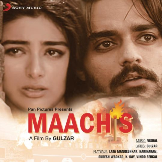 Maachis Movie Poster