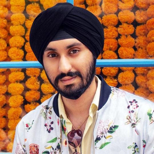 Singer Kabir. Pic 8.