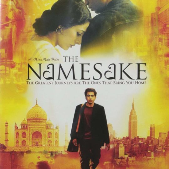 The Namesake Movie Poster