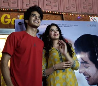 Dhadak collects ₹ 8.71 crores first day, highest opening for newcomers!!!!