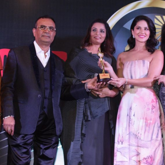 Yogesh Lakhani,Jesal Vora & Sunny Leone