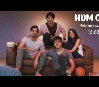 Rajshri Productions' Hum Chaar announces its release date for 15th February 2019 with a quirky video