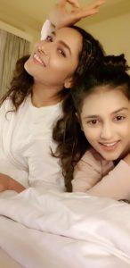 Ankita Lokhande and Mishtii