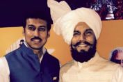 Rajyavardhan Rathore and Randeep Hooda