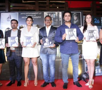"""""""Shades Of She"""" Bollywood's first thematic Calendar 2019 Launch!"""