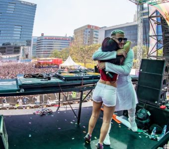 Nora Fatehi and DJ Snake bring the house down at a Holi event, a collaboration on the cards?