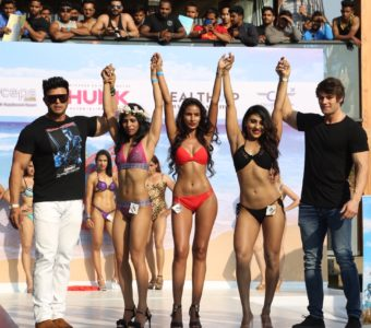 "Actor & Fitness Icon Sahil Khan, Sam Khan & Fitness Director Nick Orton's Glamorous fitness event ""BODY POWER BEACH BODY"" rocks in Goa!"