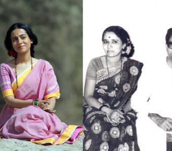 Amrita Rao conferred with  Dadasaheb Phalke Excellence Award for her Marathi debut in Thackarey!