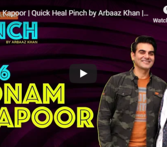 Sonam Kapoor reveals what made her react to Shobha De's brutal comments on QuPlay's Pinch by Arbaaz Khan!