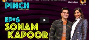 Pinch Sonam Kapoor