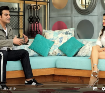 Sunny Leone's reason for crying on QuPlay's Pinch by Arbaaz Khan will break your heart!