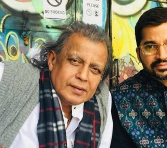 From fanboy to co-actor, The Tashkent Films actor Prashantt Guptha reminisces his bond with Mithun Chakraborty!