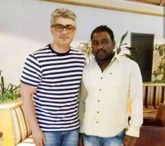 Is this superstar Ajith's new look from his next action venture Thala 60?