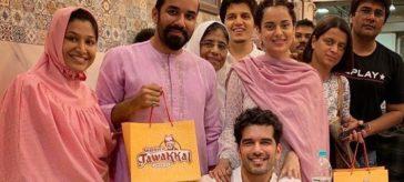 Kangana Ranaut celebrates Ramazan