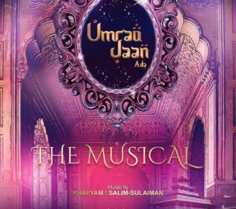 Sonu Nigam, Sanaya Irani, Drashti Dhami, Aftab Shivdasani, Salim-Sulaiman and many other grace the premiere of Umrao Jaan, the musical in Mumbai!