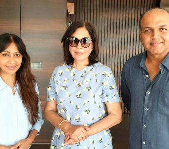 Wow! Zeenat Aman Joins The Cast Of Ashutosh Gowariker's Magnum Opus Panipat