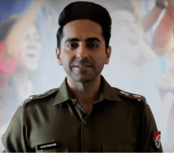 Watch: Ayushmann Khurrana has a unique point of view on the India – Pakistan World Cup Match