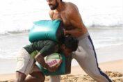 real-life story of a football coach Rudraksh Jena