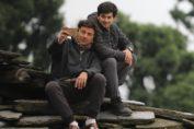 Karan Deol pens a poem on Father's Day