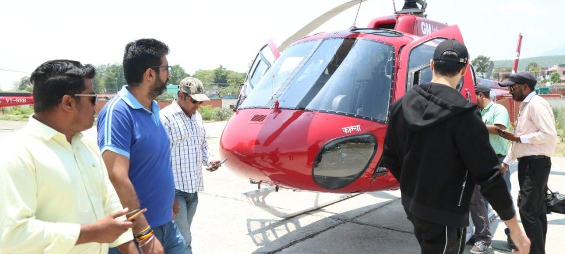 Sidharth Malhotra among Katrina Kaif, Badshah