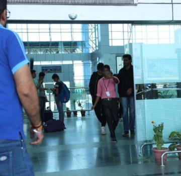 Sidharth Malhotra at Auli (3)