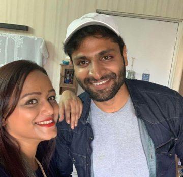 Vlogger Sheetal Kolvalkar Khan