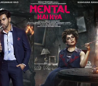 Hate Thy Neighbour! Kangana Ranaut-Rajkummar Rao play quarrelling neighbours in Mental Hai Kya!