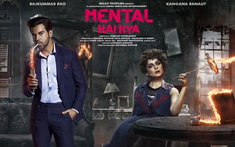 Mental Hai Kya - Kangana and Rajkummar