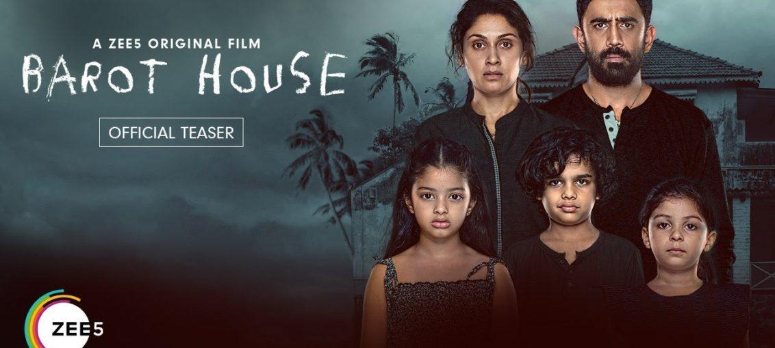 Barot House Teaser - A ZEE5 Original