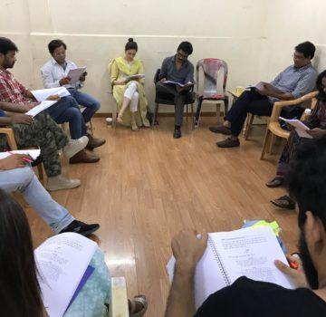 Bole Chudiyan cast busy in final workshop