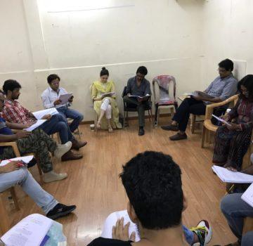 Bole Chudiyan workshop