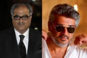 Boney Kapoor announced AK60 with Ajith