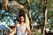 Swapnil Joshi on vacation in Bali