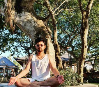 'Calm in Chaos'- Swapnil Joshi