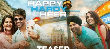 Himesh Reshammiya's film Happy Hardy and Heer Teaser