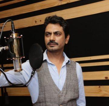 Nawazuddin Siddiqui Rapping