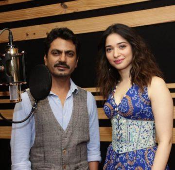 Nawazuddin Siddiqui & Tamannaah Bhatia in Bole chooriya