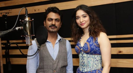 Nawazuddin and Tamannaah rap song
