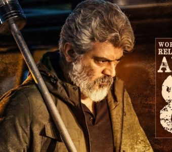 Boney Kapoor's Nerkonda Paarvai starring Ajith to release on August 8th, 2019