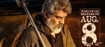 Nerkonda Paarvai will release worldwide on August 8th