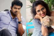 Preetisheel Singh designs dual Looks for South Superstar Vijay