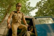Rajeev Khandelwal's look as a cop from film Pranaam