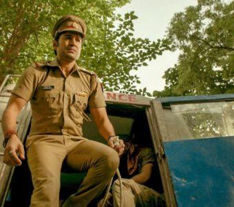 Rajeev Khandelwal's cop look from Pranaam out now