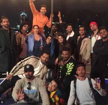 Street dance 3d cast