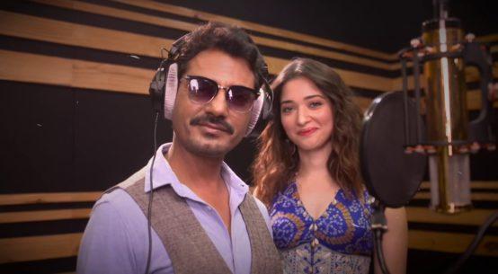 Nawazuddin and Tamannaah's Teaser of Swaggy Chudiyan