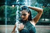 Actress Dipna Patel's photoshoot