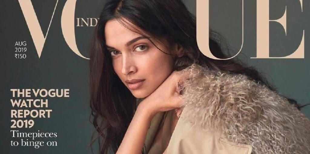Deepika-Padukone-shoots-a-no-makeup-cover for vogue