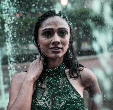 Dipna Patel's photoshoot